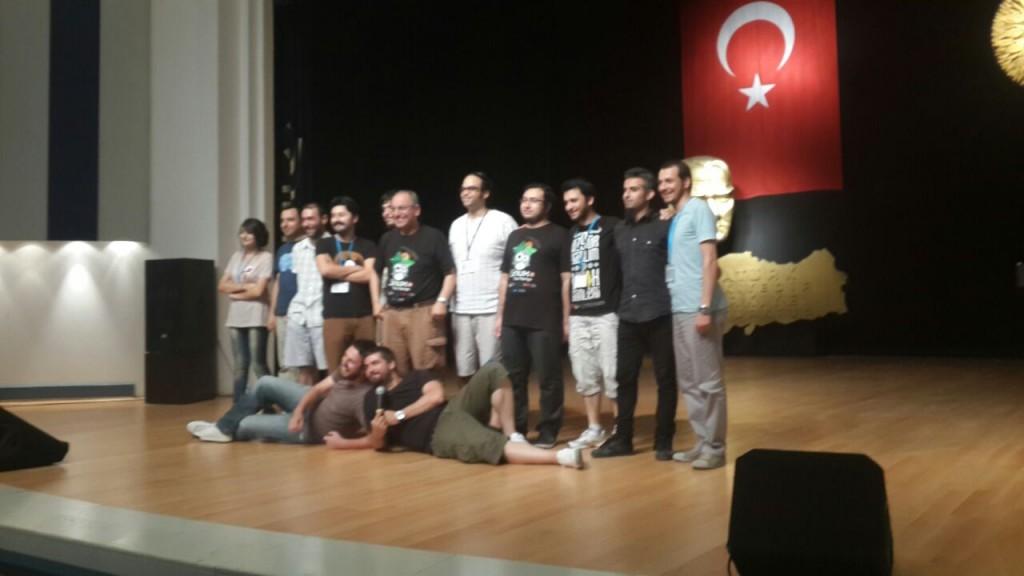 Linux Yaz Kampı Eğitmenleri